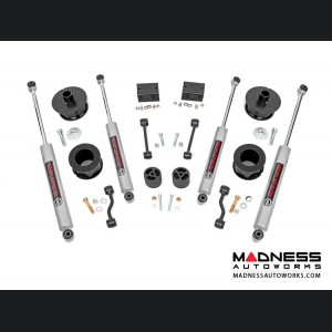 "Jeep Wrangler JL Suspension Lift Kit - 2.5"" Lift"